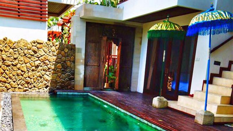 Umalas Villa Aqua Octaviana Bali Official Website